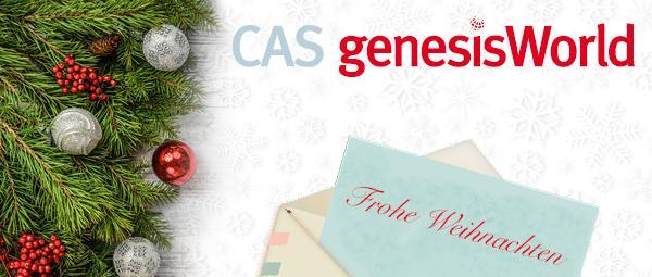 Wann Weihnachtskarten Versenden.Weihnachtskarten Schnell Verschickt Dank Cas Genesisworld